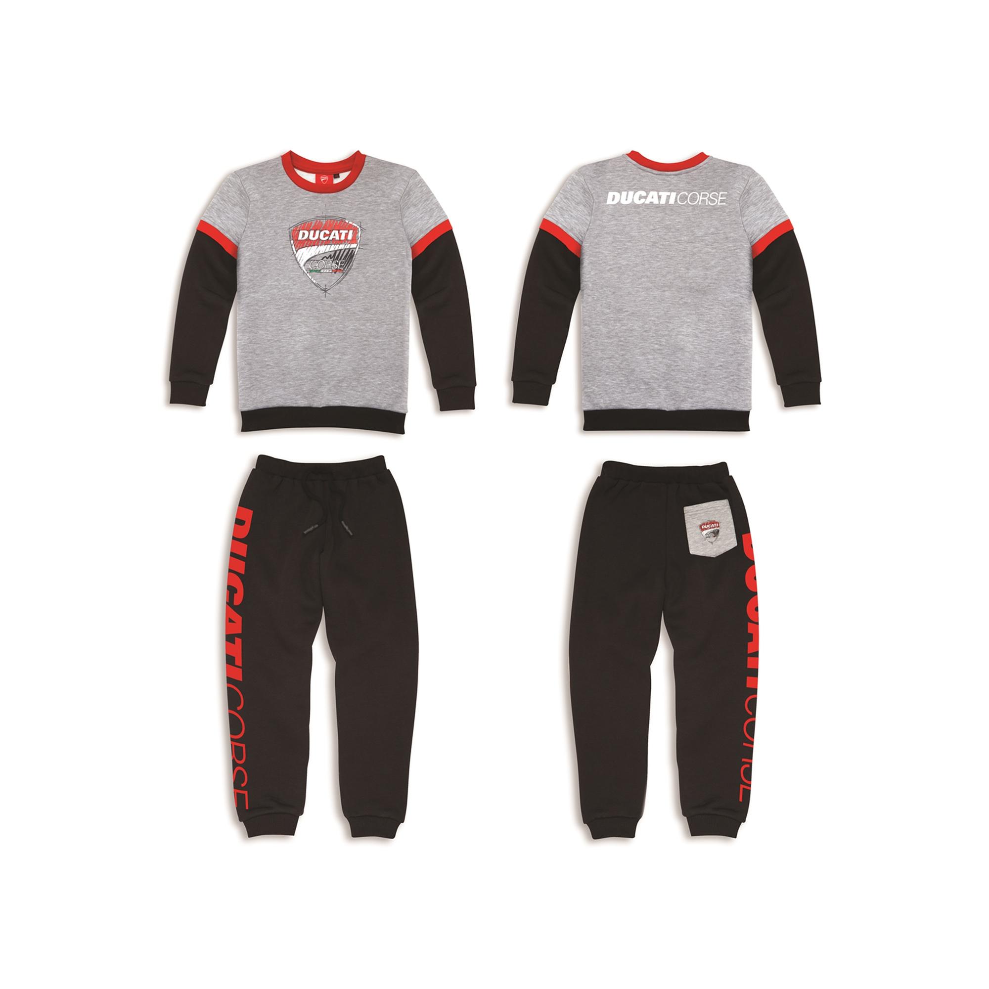 Ducati Corse Sketch Sweatshirt Size Medium