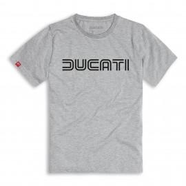 T shirt Ducatiana 80s XS