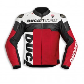 Blouson en cuir Ducati Corse C5 46