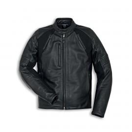 Leather jacket Ducati Black Rider 48  Black