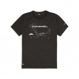 T-shirt Iron Dream Ducati