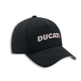 Cap Ducati Reflex Flex S-M  Black
