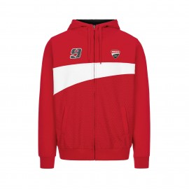 Hooded sweatshirt D09 S