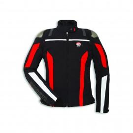 Fabric jacket  Ducati Corse tex C4 40 Woman Black