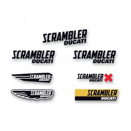 Autocollants Multi Logo