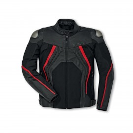 Leather-fabric jacket Ducati Fighter C1