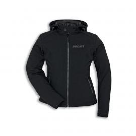 Fabric jacket Ducati Outdoor C-2 XS Lady Black