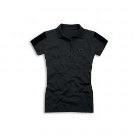 Short-sleeved polo shirt Ducati Reflex Attitude Woman