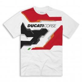 T shirt Racing Spirit XS