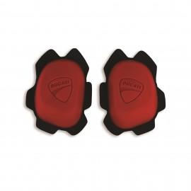 Set of sliders Slider Ducati V2 Red 0