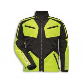 Fabric jacket Tour HV V2 Hv Yellow  Man S