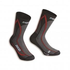 Tech socks Cool Down Black 0 35-38