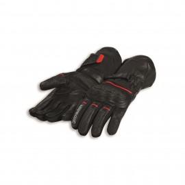Fabric-leather gloves  Strada C4