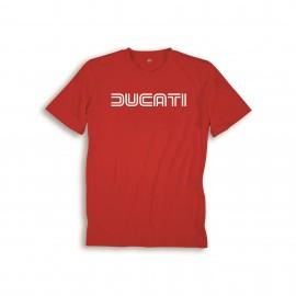 T-shirt Ducatiana 80s