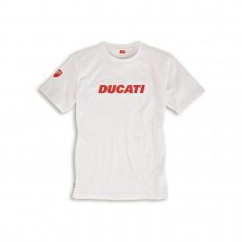 T-shirt Ducatiana 2 White Man XS