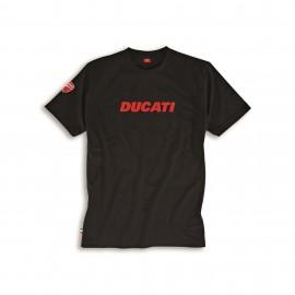 T-shirt Ducatiana 2 Black Man XS