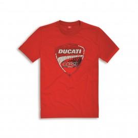 T-shirt Ducati Corse Sketch Red Man XS