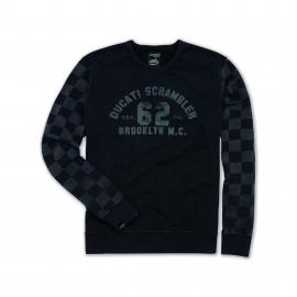 Sweatshirt Brooklyn Café Man XS