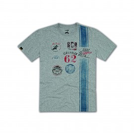 T-shirt Fuel 62 Uomo