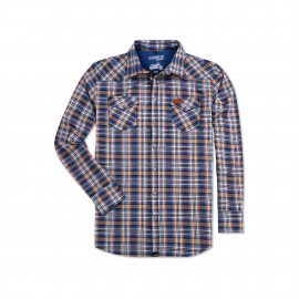 Shirt Tartan Man XS
