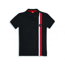 Short-sleeved polo shirt Shield Man XS