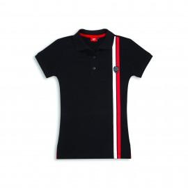 Short-sleeved polo shirt Shield Woman XS