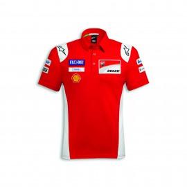 Polo manches courtes GP Team Replica 18 Uomo