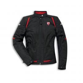Fabric jacket Ducati Flow C3 Woman