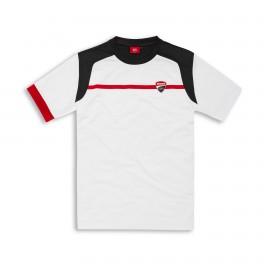 T-shirt Ducati Corse DC Power XS  white