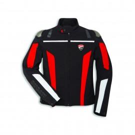 Fabric jacket  Ducati Corse tex C4 48 Man Black