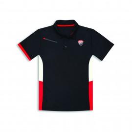 Short-sleeved polo shirt DC Power Ducati