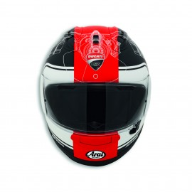 Full-face helmet Ducati Corse V3 XS 53-54 Unisex Black