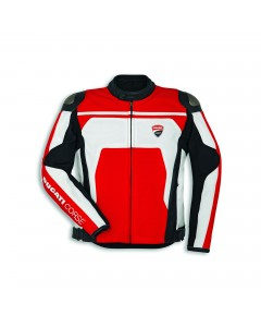 Leather jacket Ducati Corse C4