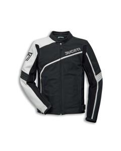 Leather jacket Historical Ducati 77