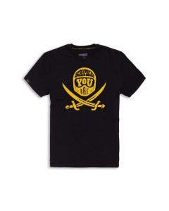 T-shirt Ghost Rider Ducati