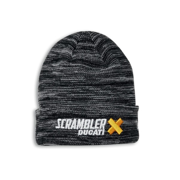 Beanie  Scr Cross one size fits all