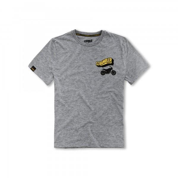 T-shirt Big Banner Ducati