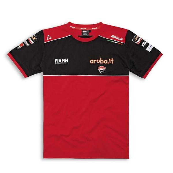 T-shirt-SBK Team Replica 21 Men