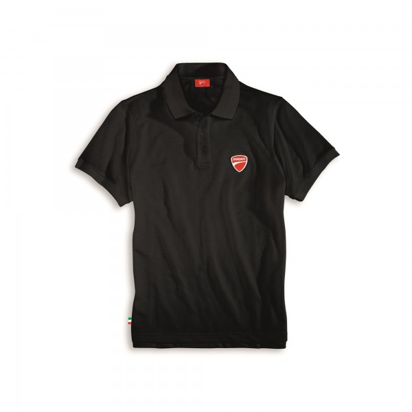 Short-sleeved polo shirt Ducatiana 2