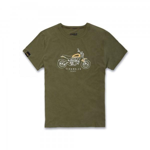 T-shirt Heritage Ducati