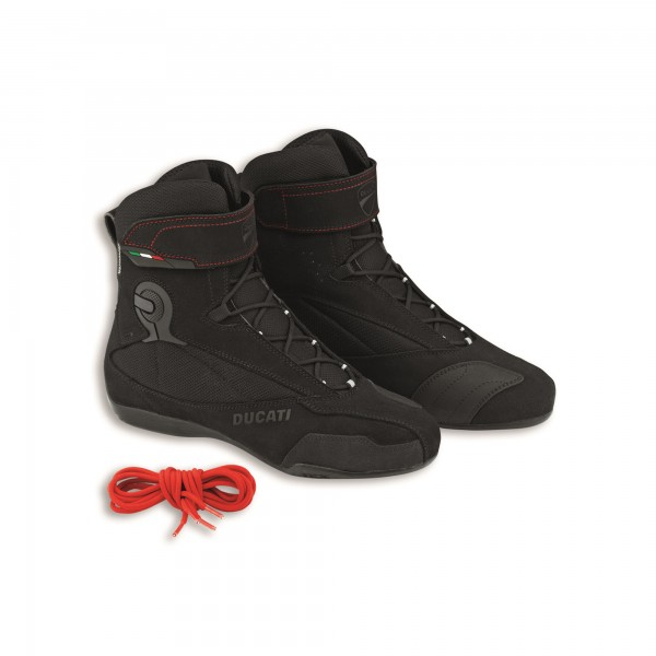 Technical short boots Company 2 Ducati