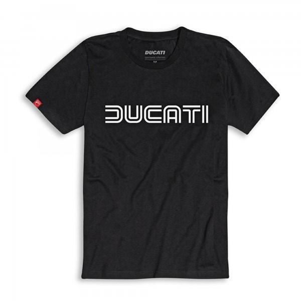 T shirt Ducatiana 80s