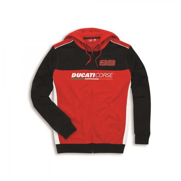 Hooded sweatshirt D99 Ducati