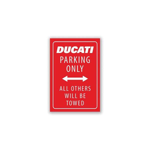 Magnet Ducati Ducati Parking