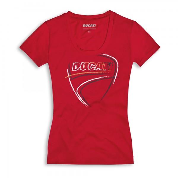 T shirt Heart Beat  Woman
