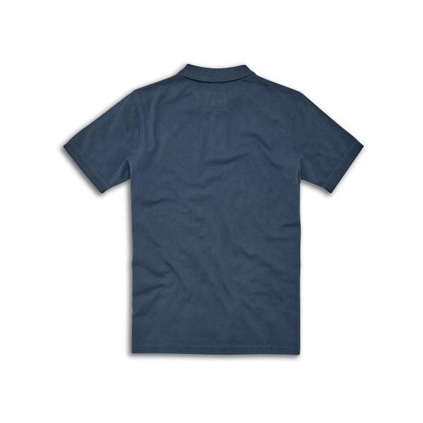Short-sleeved polo shirt Scrambler Born Free
