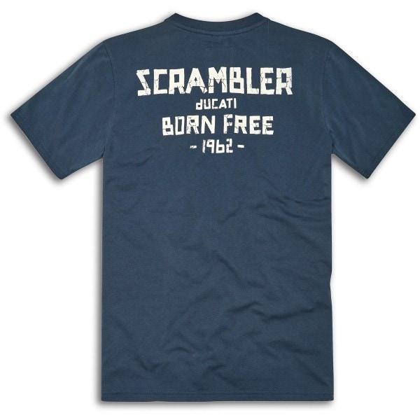 T-shirt Scrambler Ocean