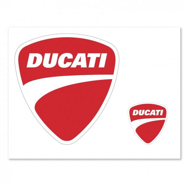 Sticker Ducati Logos