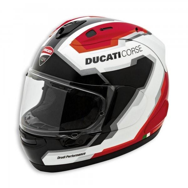 Casque intégral Ducati Corse V5