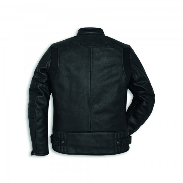Leather jacket Downtown C1